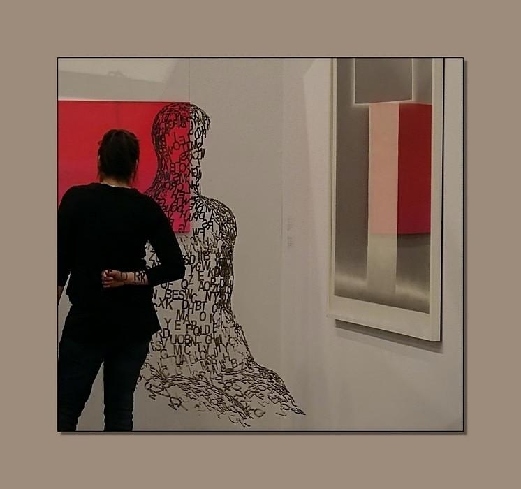 Begegnung mit der Kunst