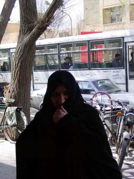 Begegnungen - Frauen im Iran I