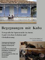 Begegnungen mit Kuba - Eine Einladung