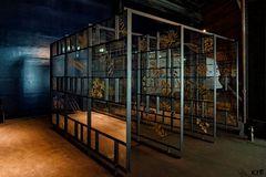 Begehbares Herbarium