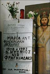 . . . begraben auf crete [10] . . . zu guter letzt [3] . . .