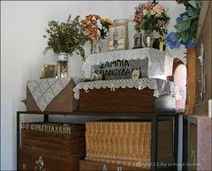 . . . begraben auf crete [10] . . . zu guter letzt [4] . . .