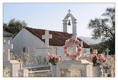 . . . begraben auf crete – da ich nie starb . . .