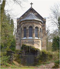 Begräbniskapelle, erbaut 1878–1879