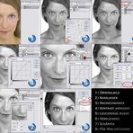 """Behind blue eyes: Das Photoshop""""How-To"""""""