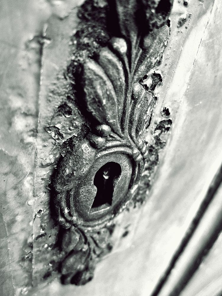 Behind the Keyhole