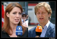 ...bei ARD und ZDF...