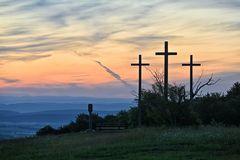 bei den 3 Kreuzen