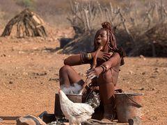 Bei den Himba V