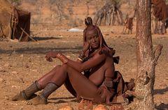 Bei den Himba VIII