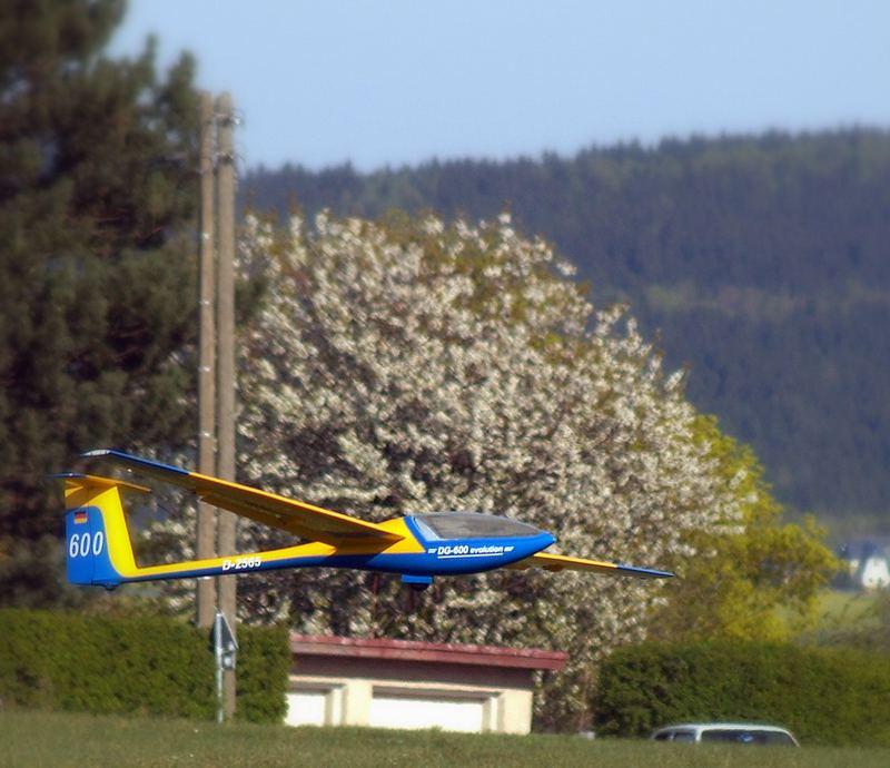 Bei den Modellsegelfliegern I