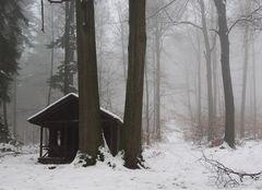 Bei der Hütte