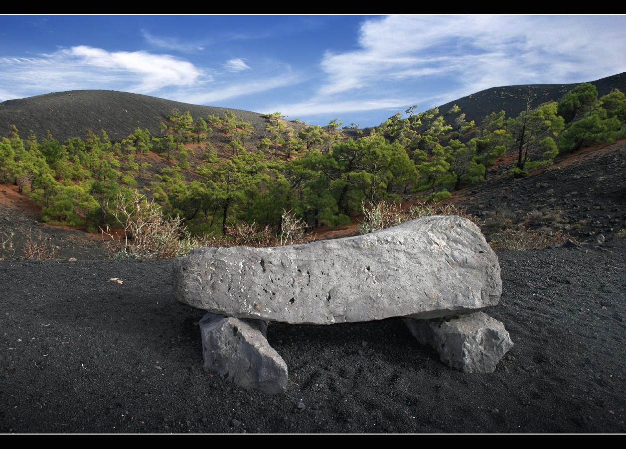 Bei Fuencaliente - La Palma *