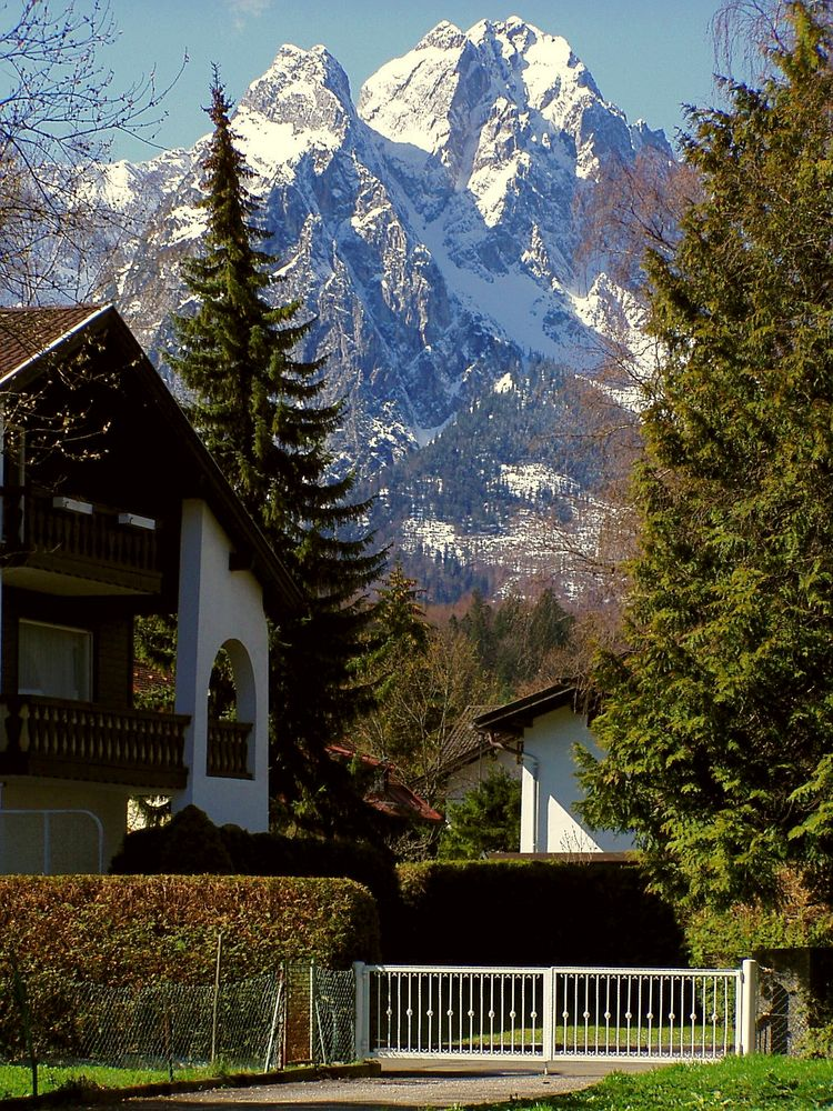 bei Garmisch
