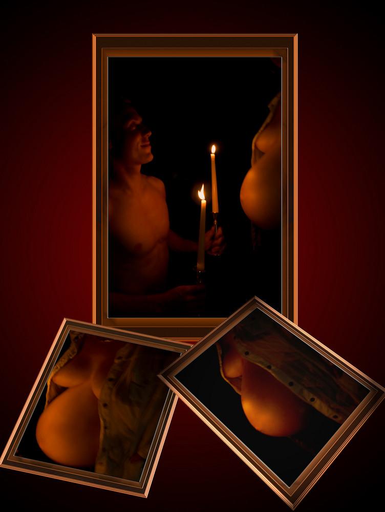 ...bei Kerzenschein...!