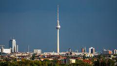 Bei klarer Berliner Luft