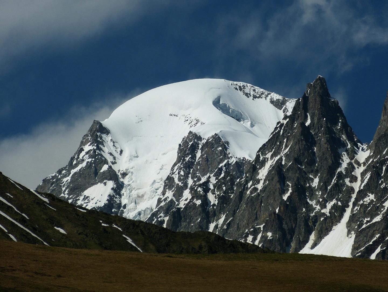Bei Mestia-Svaneti.