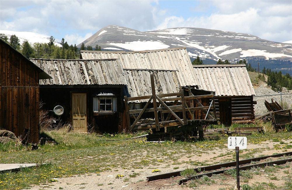 Bei Mr. und Mrs. Blacksmith in Colorado