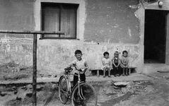 Bei Oma 1956.......u babicky 1956