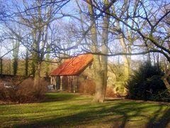 Bei Schloss Cappenberg