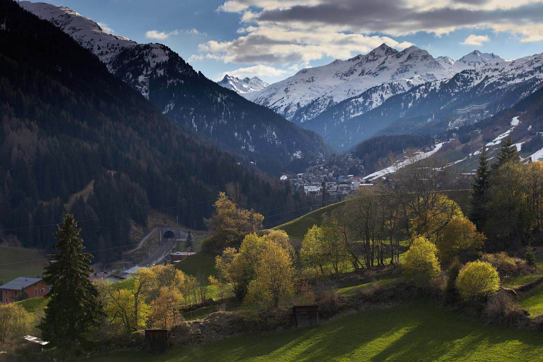Bei St. Jakob am Arlberg