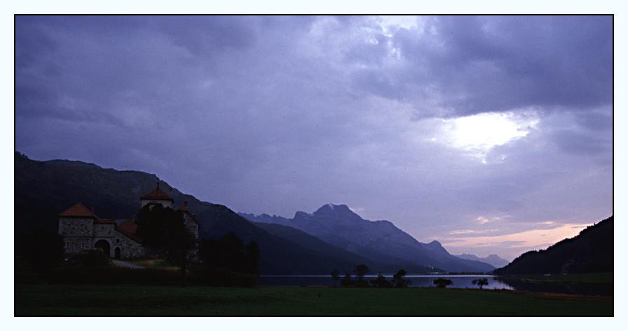 Bei St. Moritz