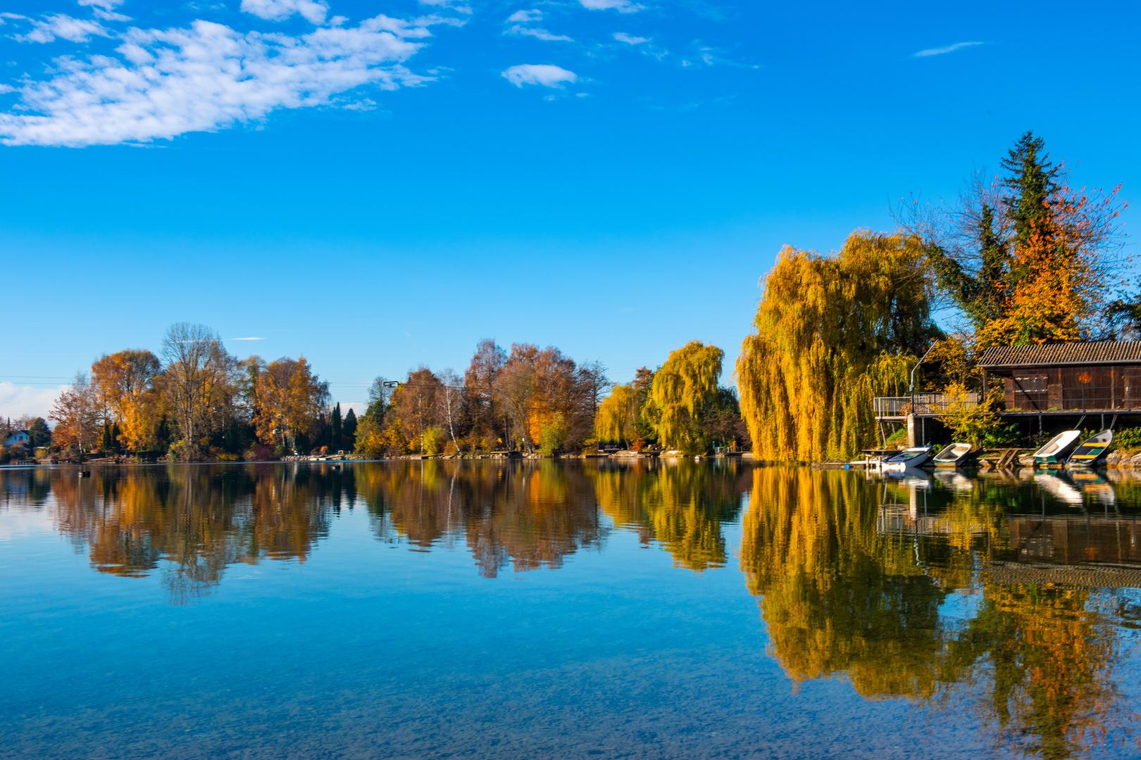 Bei uns daheim - Friedberger See