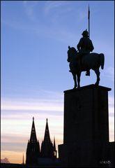 Bei uns in Köln