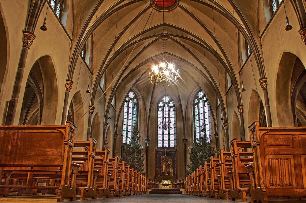 Beichtkapelle an der  Basilika in Kevelaer.....
