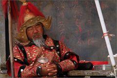 Beijing - Au pied de la Grande Muraille