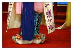 Beijing: Lao She Teahouse - Dancing Shoes 1