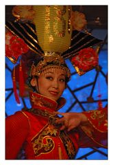 Beijing: Lao She Teahouse Highlights - The Dancer 2