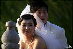 Beijing - Mariage à l'occidentale