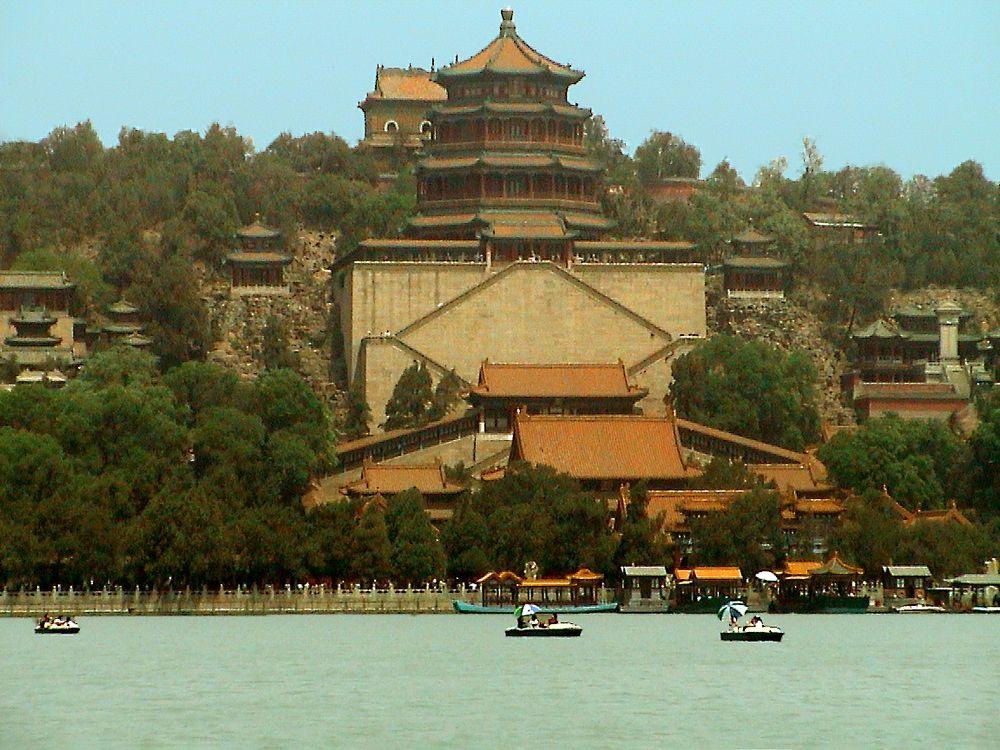 Beijing - Sommerpalast