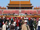 Beijing Touristen