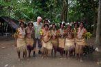 Beim Stamm der Small Namba