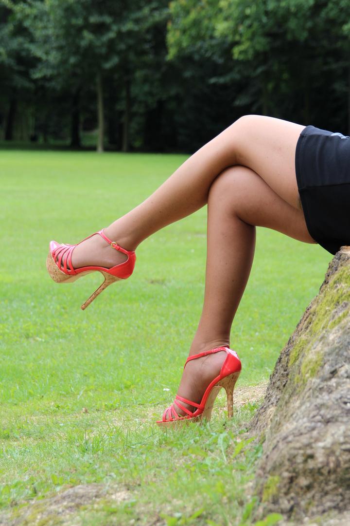 Beine Fotos
