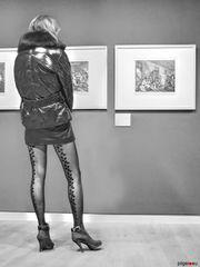 Beine mit Oberkörper