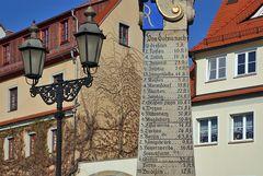 bekannte Sächsische Ziele