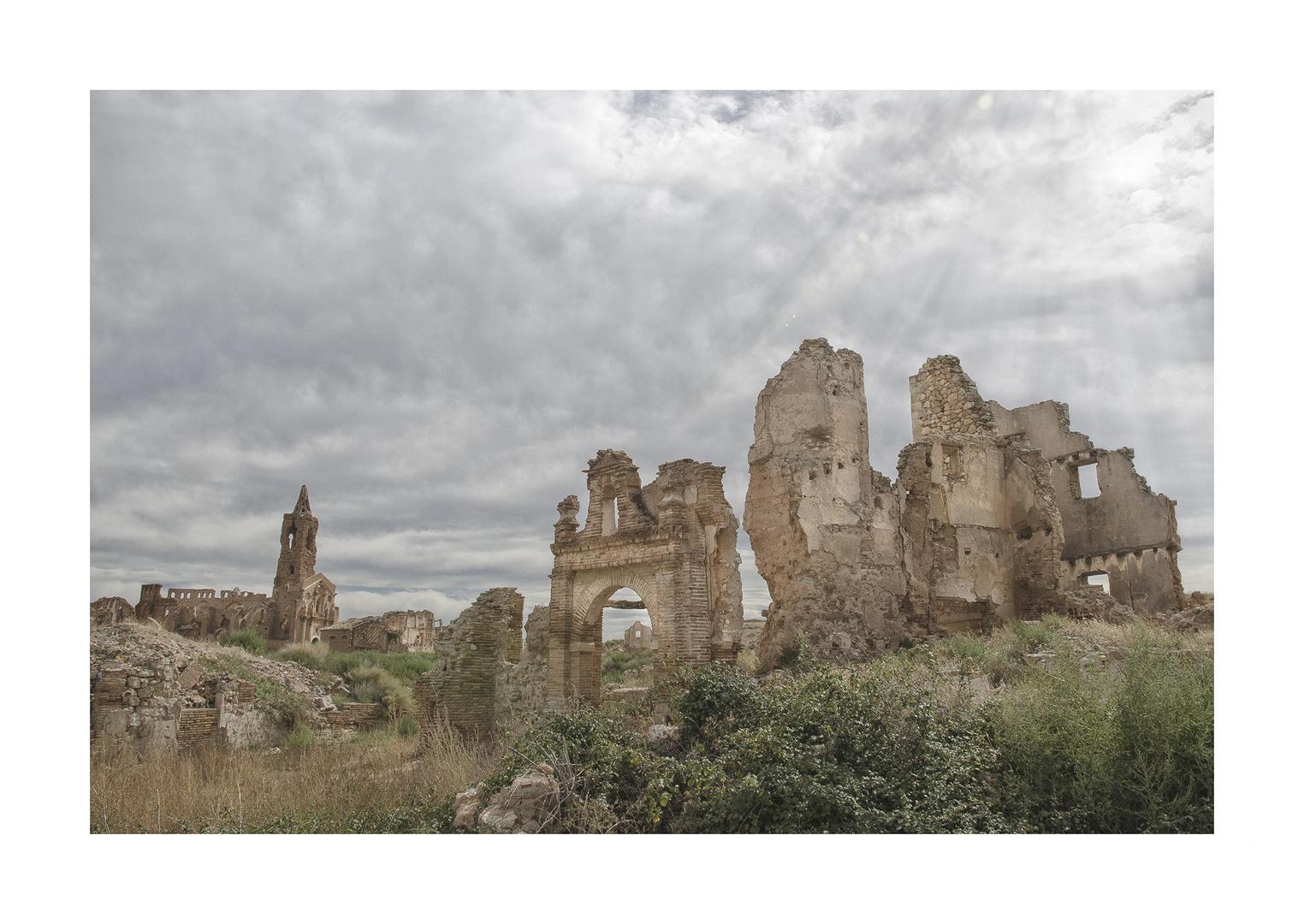 Belchite  Zaragoza