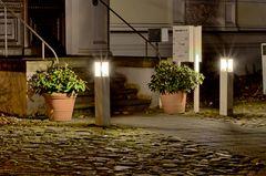 Beleuchtung in der Nachbarschaft 1