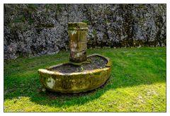 Belfort - Der Brunnen in der Zitadelle