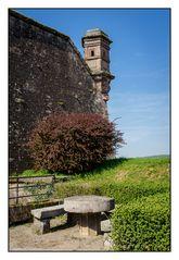 Belfort - Eckturm in der Zitadelle