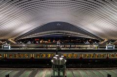Belgien - Gare de Liège- Guillemins 2