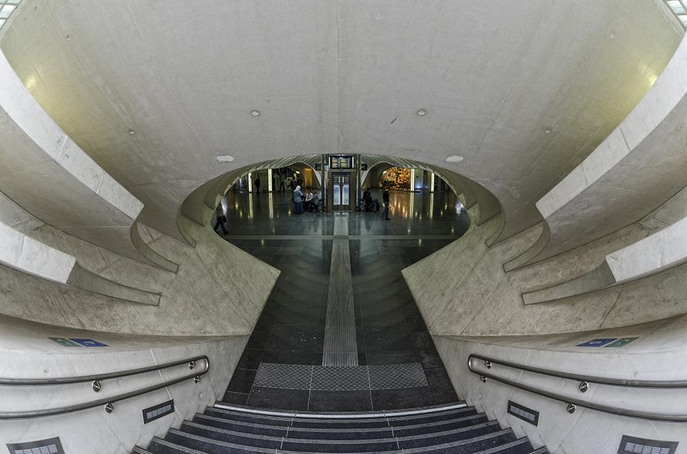 Belgien - Gare de Liège-Guillemins 3