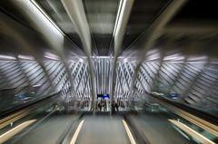 Belgien - Gare de Liège-Guillemins 5