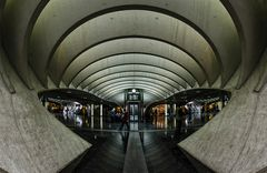 Belgien - Gare de Liège-Guillemins 6