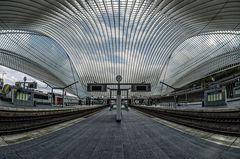 Belgien - Gare de Liège-Guillemins 7