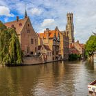 Belgium - Bruges - Rozenhoedkaai