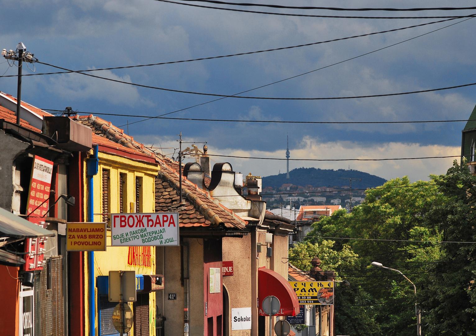 Belgrade-Vracar